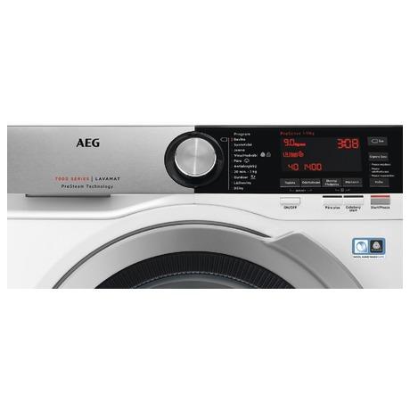 AEG ProSteam® L7FEC41SC (foto 1)