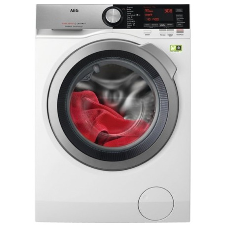Pračka AEG ÖKOMix® L8FEC49SC - AEG ÖKOMix® L8FEC49SC + Sušička prádla AEG AbsoluteCare® T8DBE68SC (foto 7)