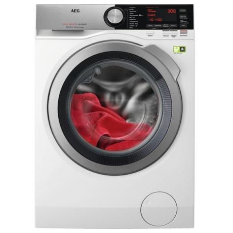 Pračka AEG ÖKOMix® L8FEC49SC - AEG ÖKOMix® L8FEC49SC + Sušička prádla AEG AbsoluteCare® T8DBE68SC (foto 9)