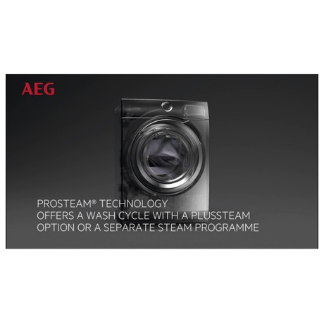 SET Pračka AEG ÖKOMix® L8FEC49SC + Sušička AEG AbsoluteCare® T8DBG68SC