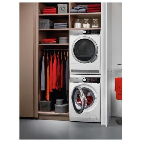 AEG ÖKOMix® L8FEC49SC + Sušička prádla AEG AbsoluteCare® T8DBE68SC (foto 15)