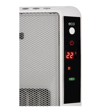 Keramické topení ECG KT 200 DT bílé