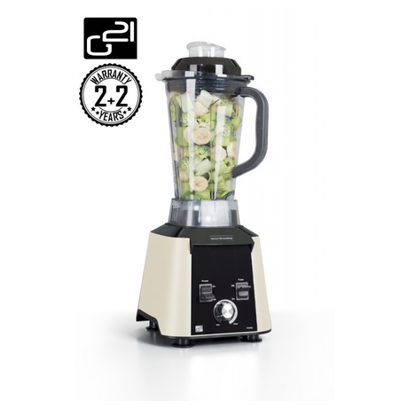 Stolní mixér G21 Blender Perfect smoothie Vitality Cappuccino - G21 Blender Perfect smoothie Vitality Cappuccino (foto 11)