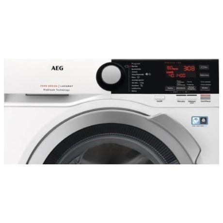 Pračka AEG ProSteam® L7FBE48SC - AEG ProSteam® L7FBE48SC (foto 9)