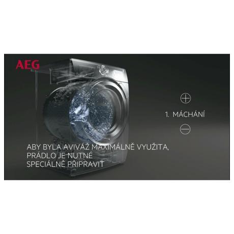 AEG ÖKOMix® L8FEC68SC + Sušička AEG AbsoluteCare® T8DBG47WC (foto 21)
