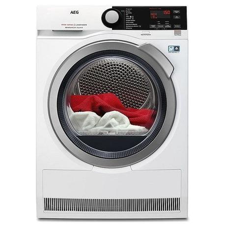 AEG ÖKOMix® L8FEC49SC + Sušička prádla AEG AbsoluteCare® T8DBE68SC (foto 20)