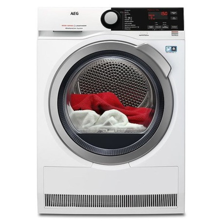 Sušička prádla AEG AbsoluteCare® T8DBE68SC - AEG ÖKOMix® L8FEC49SC + Sušička prádla AEG AbsoluteCare® T8DBE68SC (foto 26)