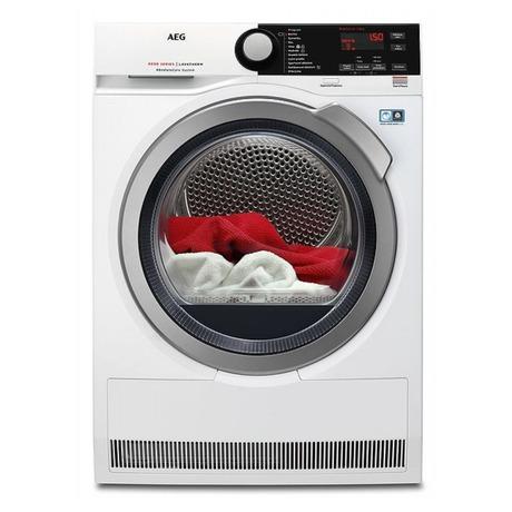 Sušička prádla AEG AbsoluteCare® T8DBE68SC - AEG ÖKOMix® L8FEC49SC + Sušička prádla AEG AbsoluteCare® T8DBE68SC (foto 30)