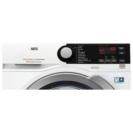 Sušička prádla AEG AbsoluteCare® T8DBE68SC - AEG ÖKOMix® L8FEC49SC + Sušička prádla AEG AbsoluteCare® T8DBE68SC (foto 25)
