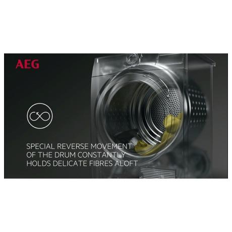 SET Pračka AEG ProSteam® L7FBE68SC + Sušička AEG AbsoluteCare® T8DBE68SC