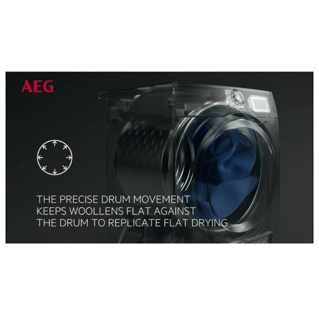 AEG ProSteam® L7FBE68SC +Sušička AEG AbsoluteCare® T8DBE68SC (foto 26)