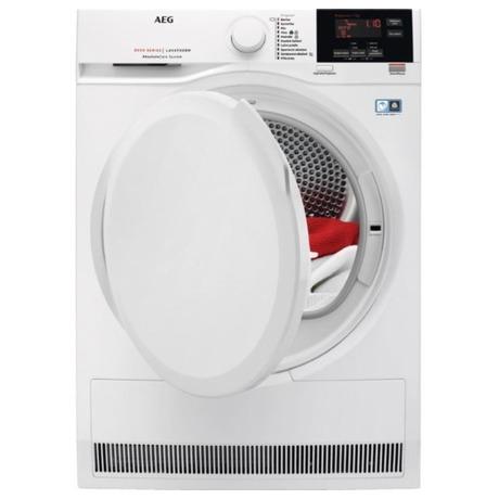 Sušička prádla AEG AbsoluteCare® T8DBG47WC - AEG ProSteam® L7FEE48SC + Sušička AEG AbsoluteCare® T8DBG47WC (foto 33)