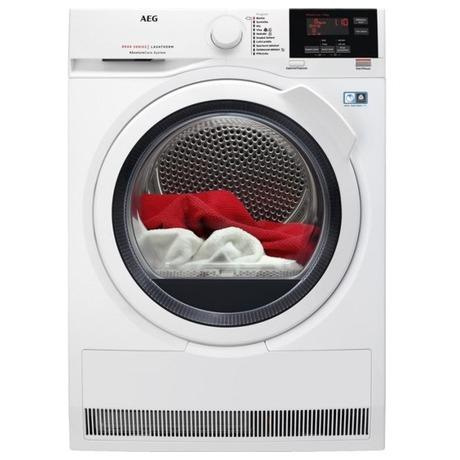 Sušička prádla AEG AbsoluteCare® T8DBG48WC - AEG ProSteam® L7FEC48SC + Sušička AEG AbsoluteCare® T8DBG48WC (foto 41)