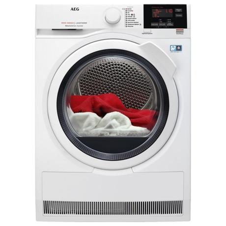 Sušička prádla AEG AbsoluteCare® T8DBG48WC - AEG ProSteam® L7FEC48SC + Sušička AEG AbsoluteCare® T8DBG48WC (foto 18)