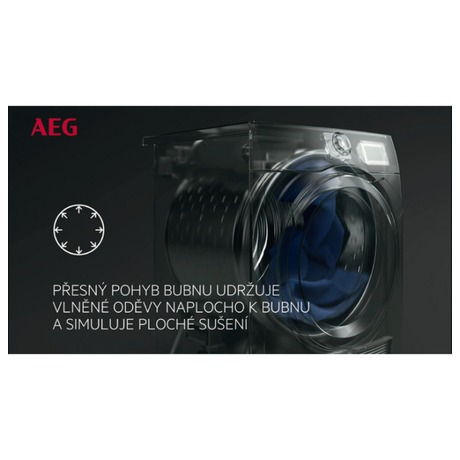 AEG ProSteam® L7FBE68SC +Sušička AEG AbsoluteCare® T8DBG48WC (foto 33)