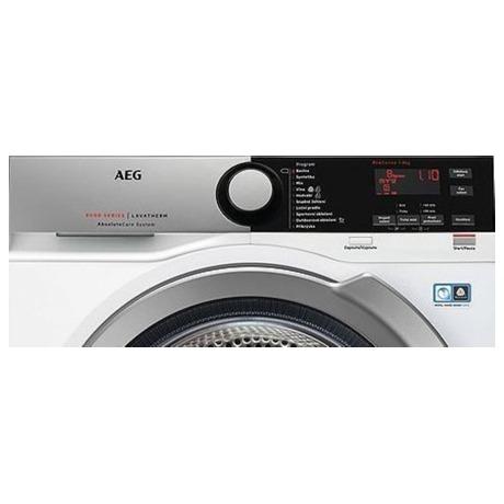 Sušička prádla AEG AbsoluteCare® T8DEE68SC - AEG ProSteam® L7FEE68SC + Sušička AEG AbsoluteCare® T8DEE68SC (foto 22)