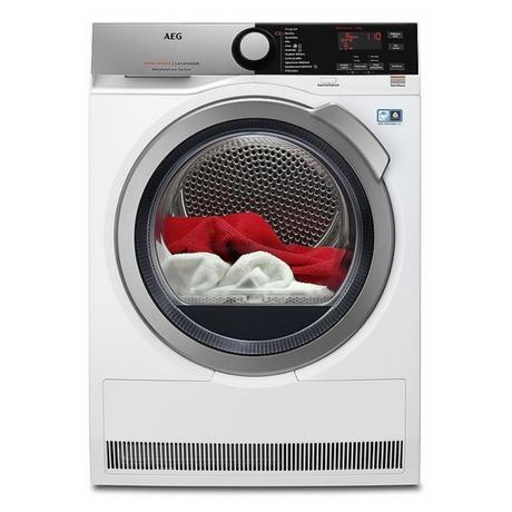 Sušička prádla AEG AbsoluteCare® T8DEE68SC - AEG ProSteam® L7FEE68SC + Sušička AEG AbsoluteCare® T8DEE68SC (foto 18)
