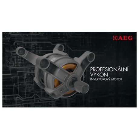 AEG ProSteam® L7FEE68SC + Sušička AEG AbsoluteCare® T8DEE68SC (foto 31)