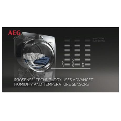 AEG ProSteam® L7FEE68SC + Sušička AEG AbsoluteCare® T8DEE68SC (foto 37)