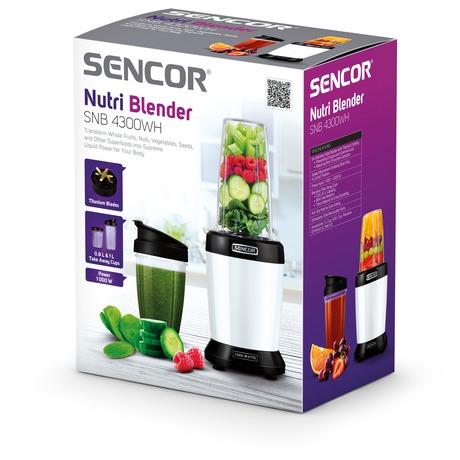 Sencor SNB 4300WH smoothie bílý (foto 16)