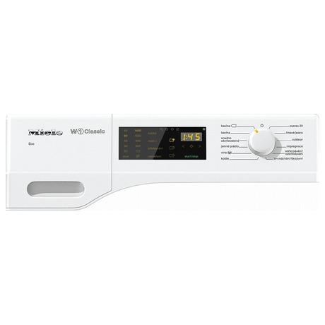 SET Pračka s předním plněním Miele WDB 030 WCS Classic + Sušička Miele TDD430WP Series 120
