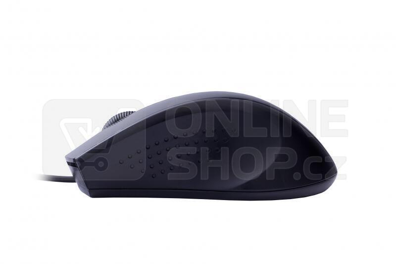 Myš C-Tech WM-07 / optická / 5 tlačítek / 1200dpi