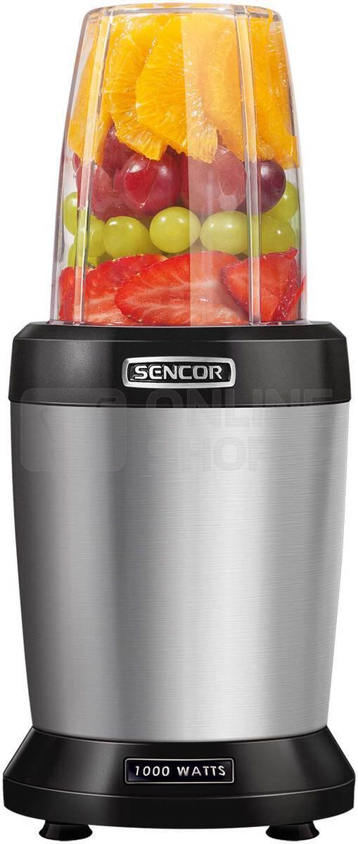 Nutri blender Sencor SNB 4302SS smoothie nerezový