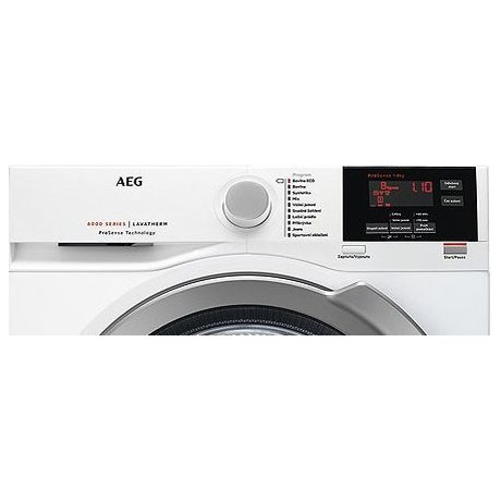 Sušička prádla AEG ProSense™ T6DBG28SC - AEG ProSense™ T6DBG28SC (foto 2)