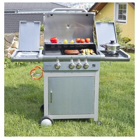 Gril zahradní plynový G21 California BBQ Premium Line, 4 hořáky - G21 California BBQ Premium Line, 4 hořáky (foto 14)