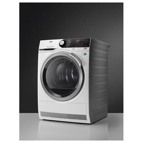 Sušička prádla AEG AbsoluteCare® T8DBE48SC