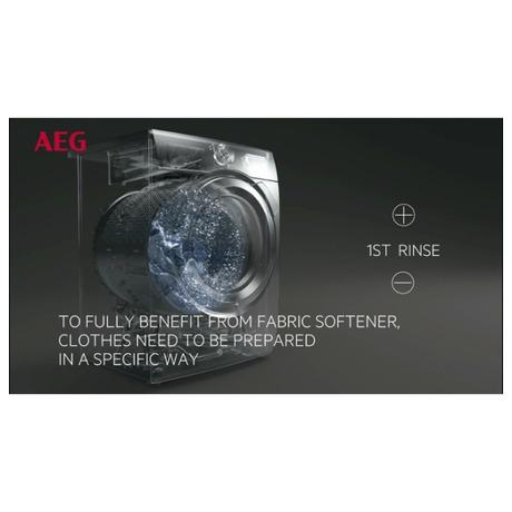 AEG ProSteam® L7FBE68SC +Sušička AEG AbsoluteCare® T8DBE68SC (foto 8)