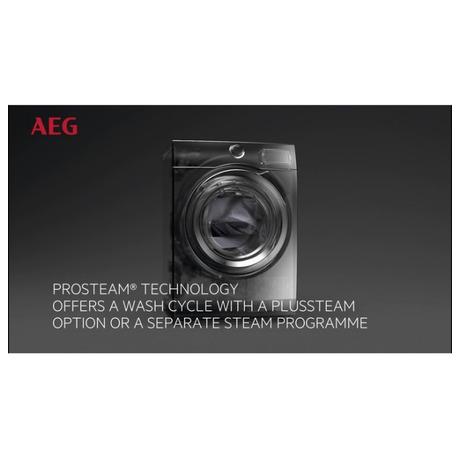 AEG ProSteam® L7FBE68SC +Sušička AEG AbsoluteCare® T8DBG48WC (foto 9)