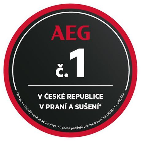 AEG ProSteam® L7FBE68SC +Sušička AEG AbsoluteCare® T8DBG48WC (foto 13)