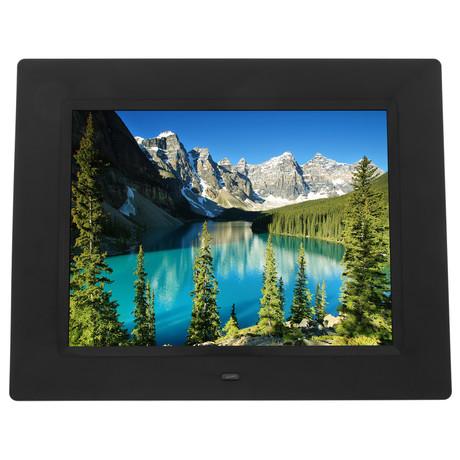 Digitální fotorámeček Sencor SDF 872 černý