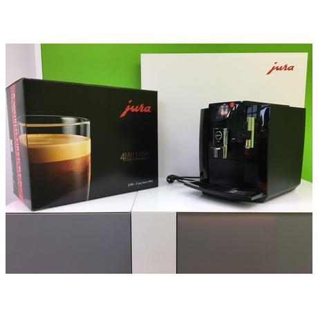 Espresso JURA IMPRESSA E80 - JURA IMPRESSA E80, rozbaleno (foto 1)
