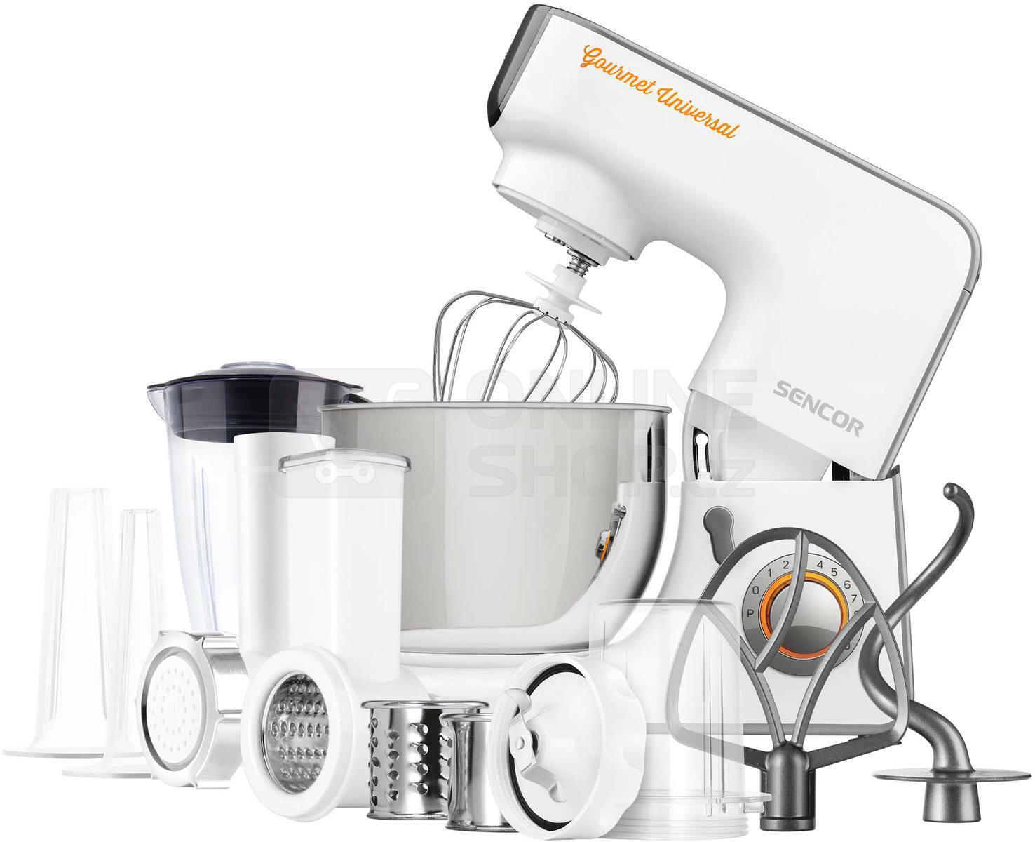 Kuchyňský robot Sencor STM 3700WH