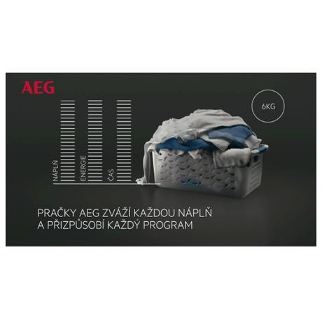 Pračka AEG ProSense™ L6FBG68SC