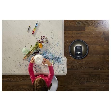 Vysavač robotický iRobot Roomba 980 + iRobot Braava Jet 240