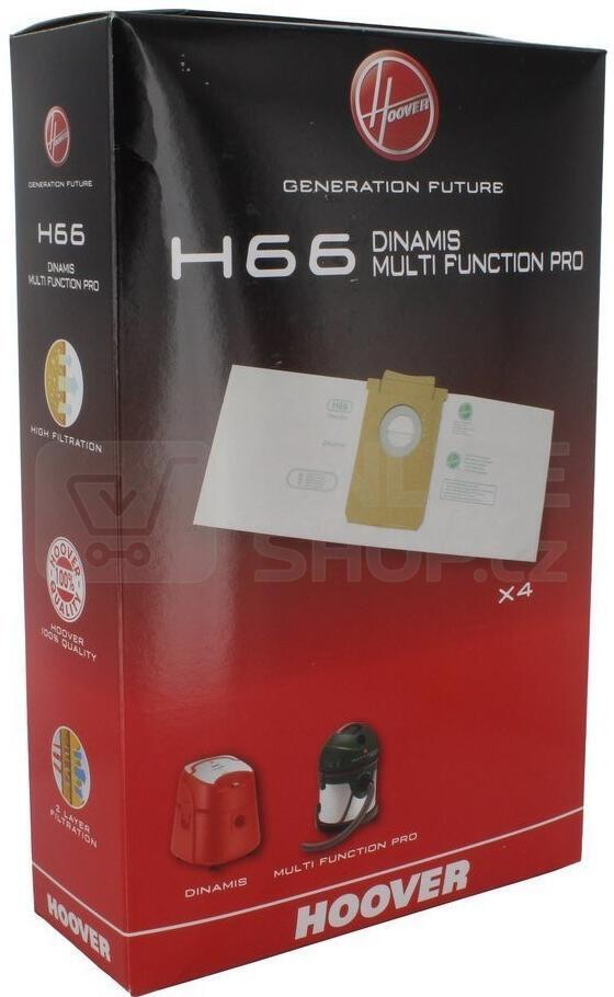 Sáčky Hoover H66 pro vysavač TWDH1400 011