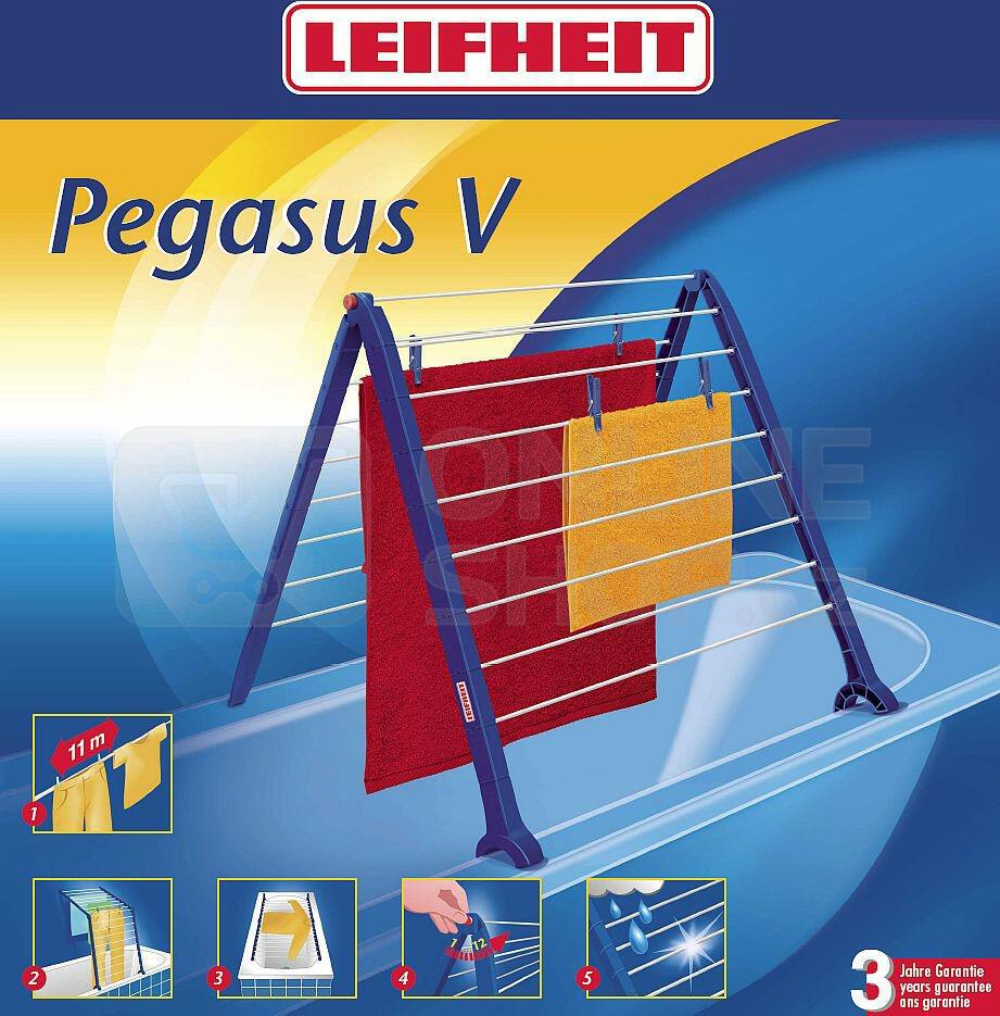 Sušák na prádlo Leifheit Pegasus V (81540)