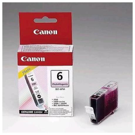 Inkoustová náplň Canon BCI-6PM, 210 stran originální - fialová - Canon BCI-6PM, 210 stran originální -fialová (foto 2)