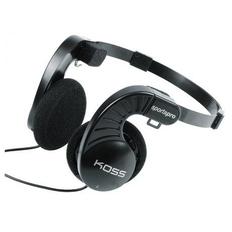 Sluchátka Koss SPORTA PRO (doživotní záruka) - černá - Koss SPORTA PRO -černá (foto 2)