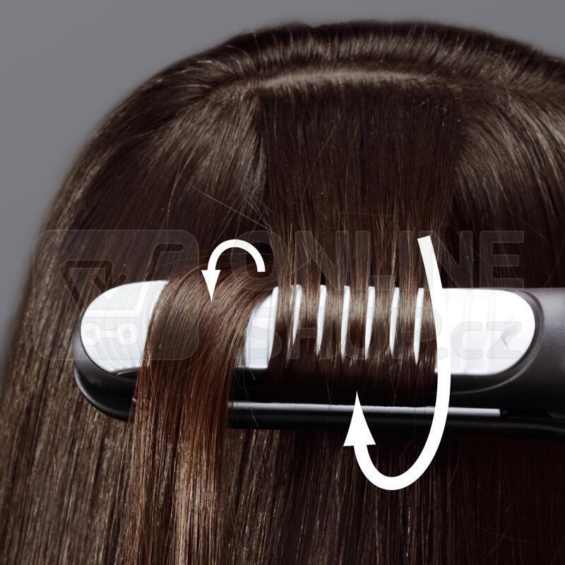 Žehlička na vlasy Braun ESW Satin Hair 5