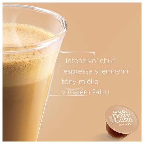 NESCAFÉ® Dolce Gusto® Cortado kávové kapsle 16ks (foto 1)