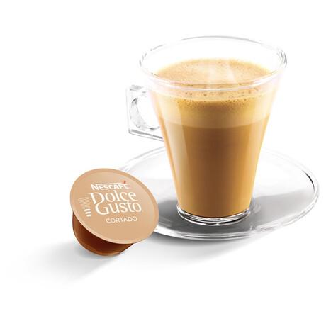 NESCAFÉ® Dolce Gusto® Cortado kávové kapsle 16ks (foto 2)