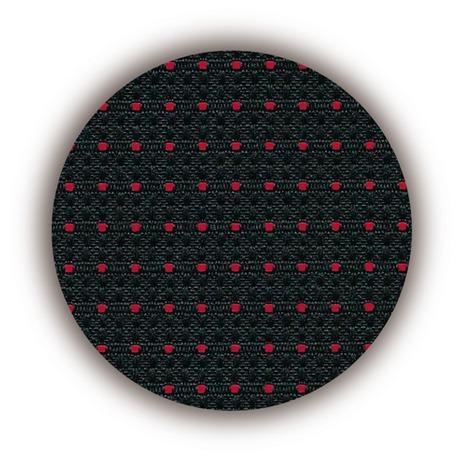 Autopotahy DACIA DUSTER II, od r. 2014, AUTHENTIC PREMIUM, žakar červený SIXTOL