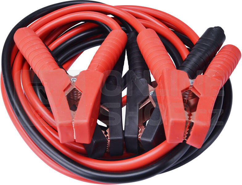 Kabel startovací, 400A, délka kabelu 3,5m EXTOL CRAFT