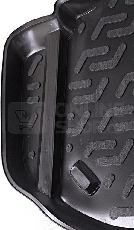 Vana do kufru gumová Alfa Romeo 159 Sedan (Type 939) (4-dv) (s rezervním kolem) (05-11) SIXTOL