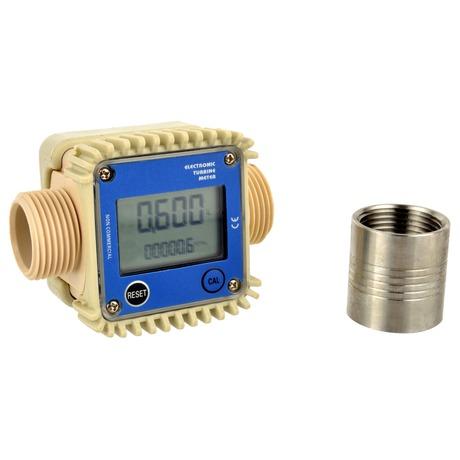 Elektronické počítadlo pro naftové čerpadlo GEKO