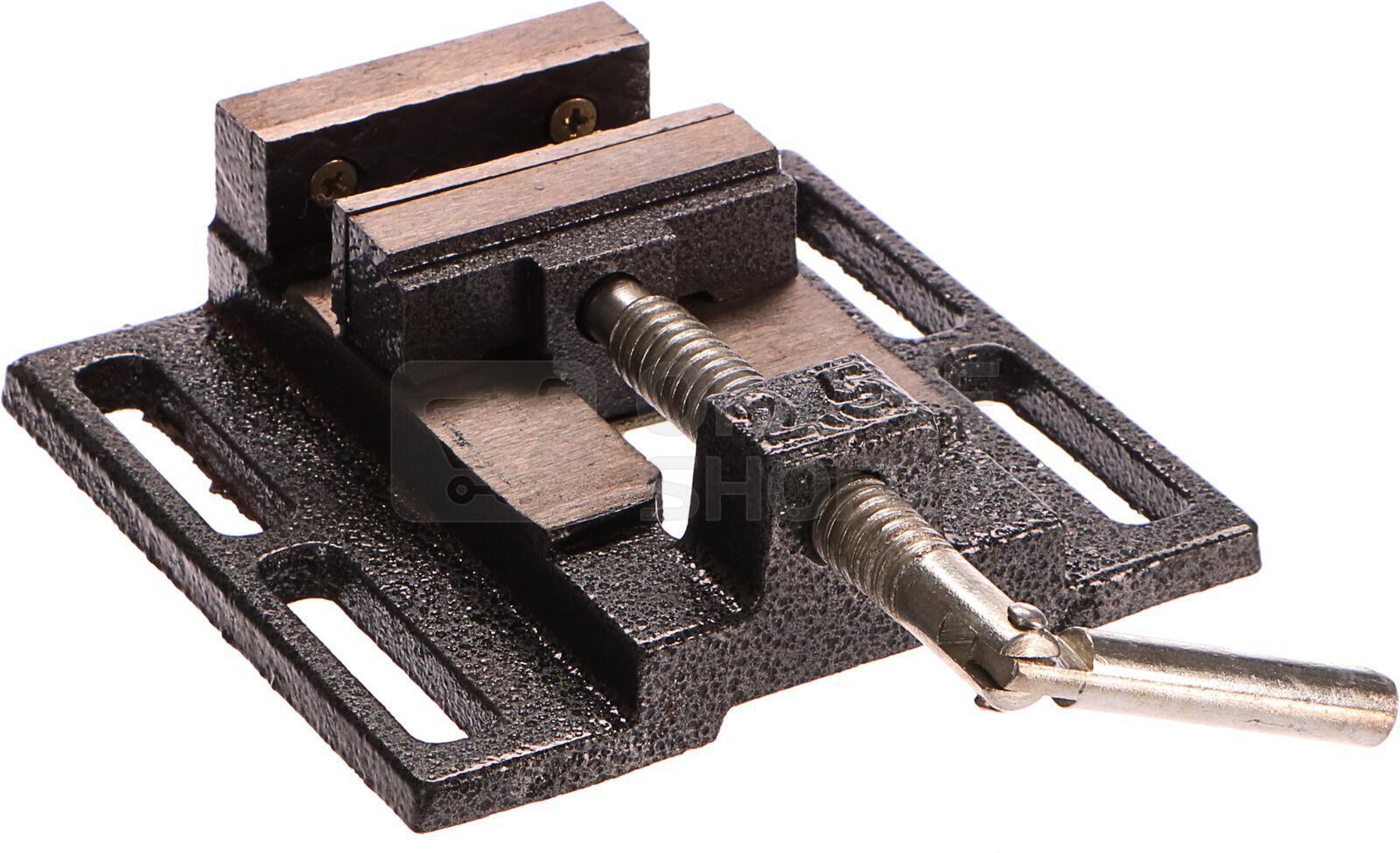 Svěrák pro stojanové vrtačky, 60mm/2,5